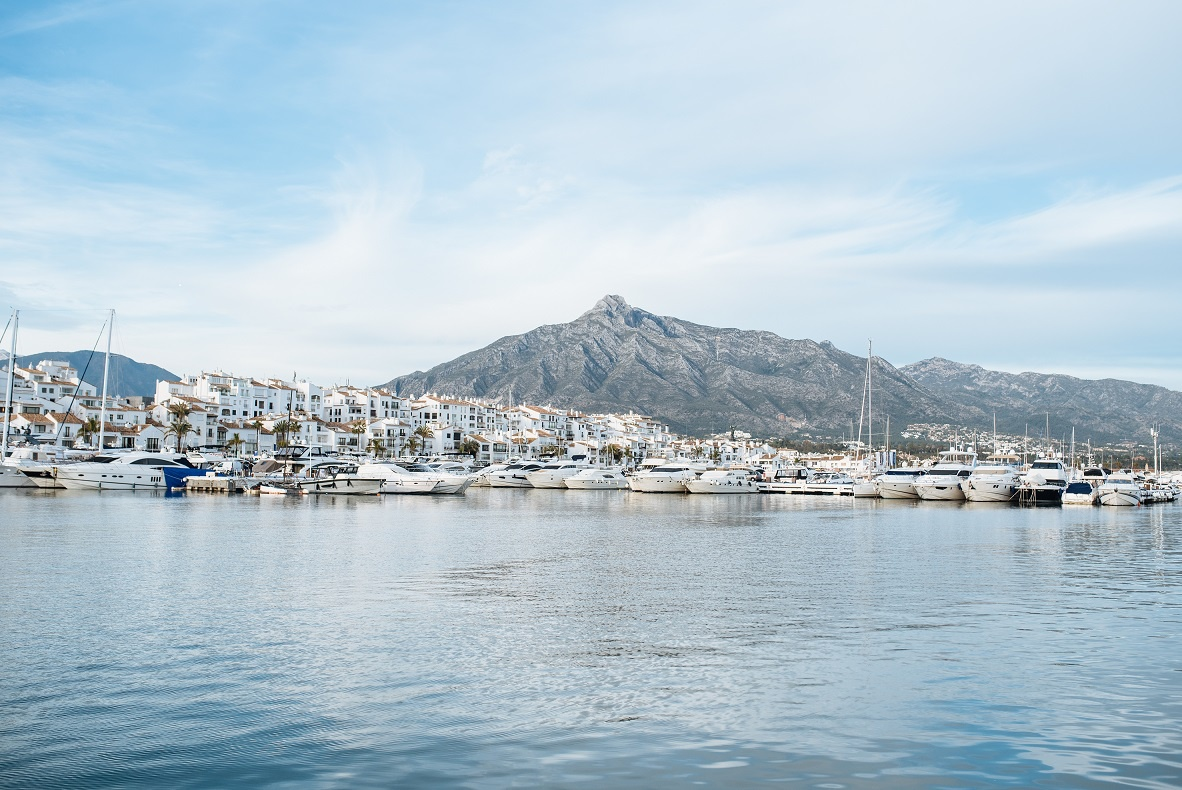 Puerto Banús® launches the celebration of its 50th anniversary