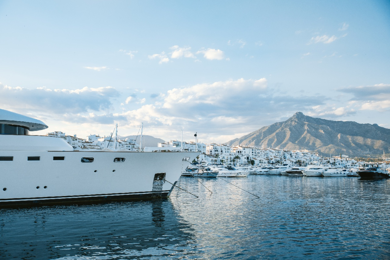 Puerto Banús®, the most exclusive marina in Europe