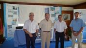 Celebrada la primera de las conferencias sobre 'Conceptos básicos del GMDSS/SMSSM' en Estepona