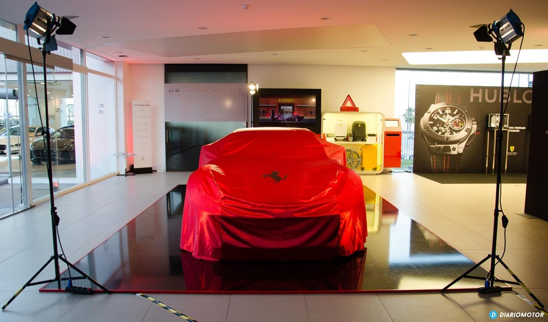 Tour Ferrari 70 Aniversario: así lo vivimos desde dentro foto a foto