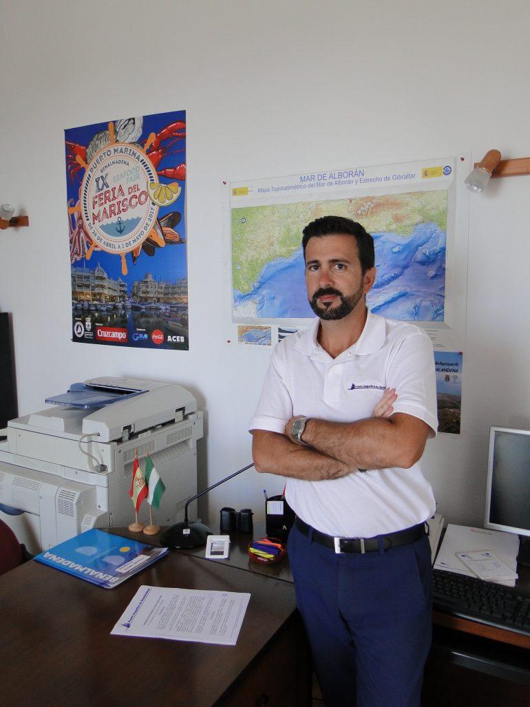 El Puerto Deportivo de Benalmádena registró casi 1.200 barcos en tránsito en 2017