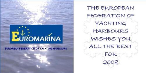 Euromarina felicita a los miembros de la Asociación