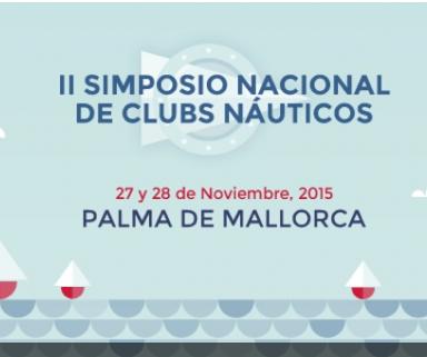 Programa completo del II Simposio Nacional de Clubes Náuticos