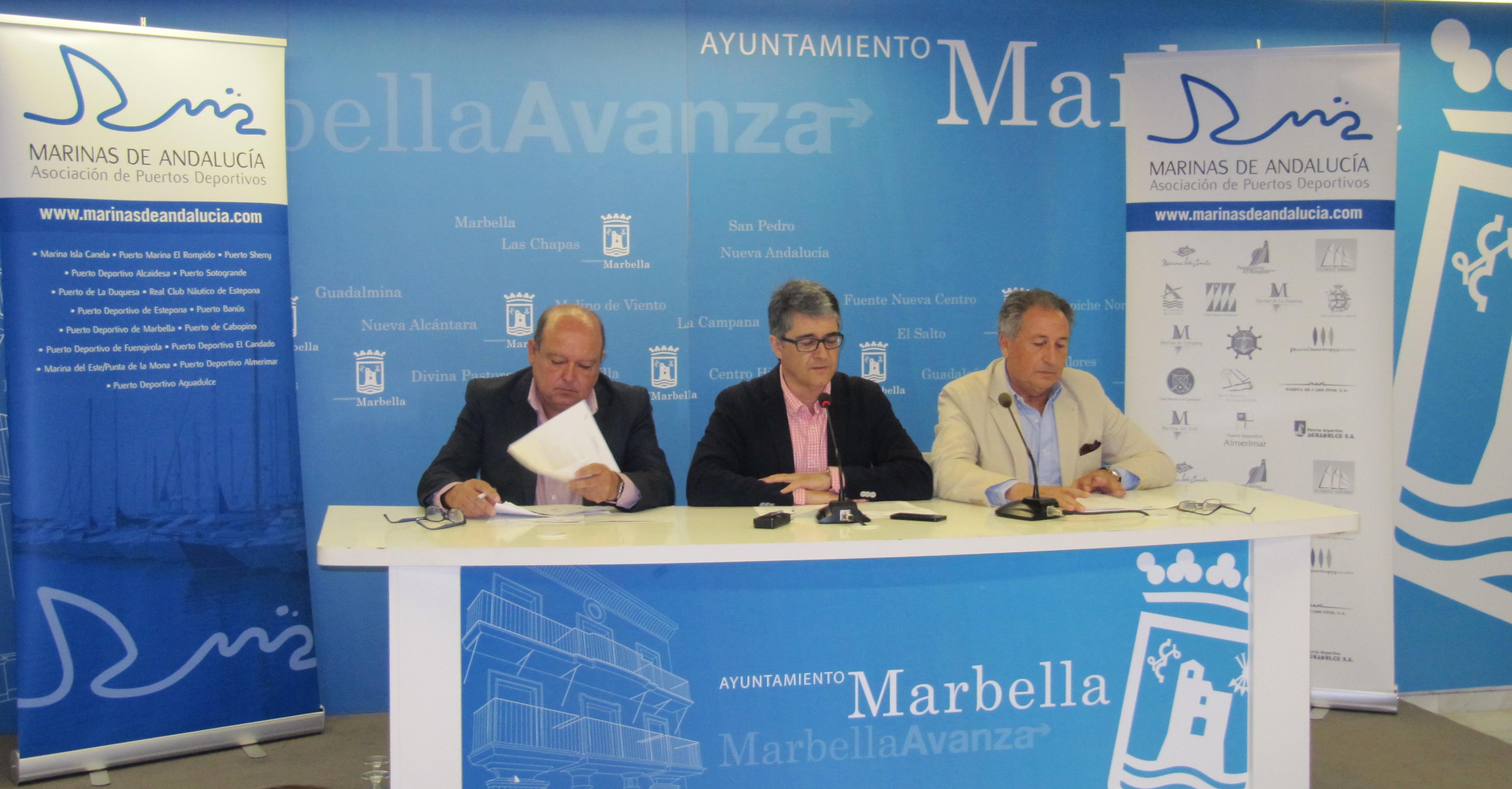 Las principales instituciones portuarias del Estado y de las CCAA se darán cita en un simposio en Marbella