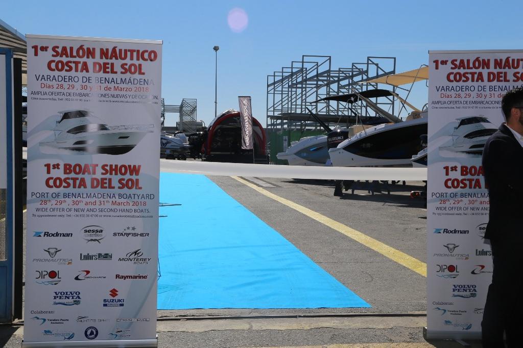 Puerto de Benalmádena ha celebrado el I Salón Náutico de la Costa del Sol