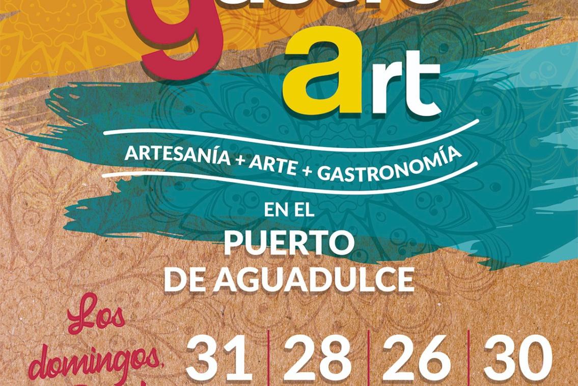Celebración del próximo Gastro-Art en el Puerto Deportivo de Aguadulce