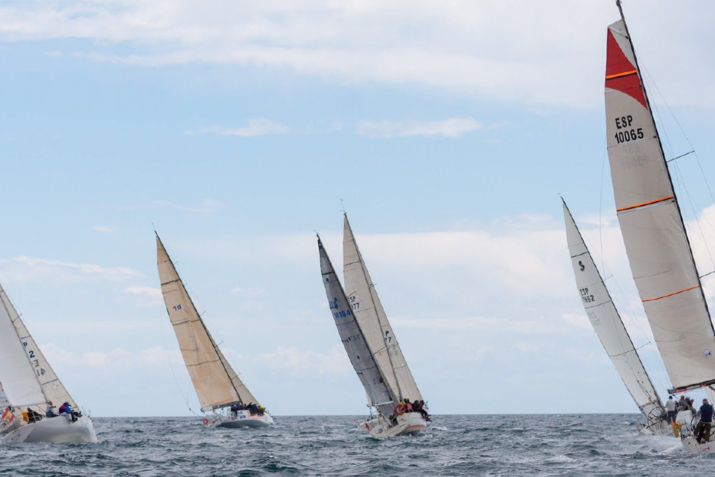 Puerto Banús colabora en la III edición de la Copa Intercontinental de Vela Vendaval