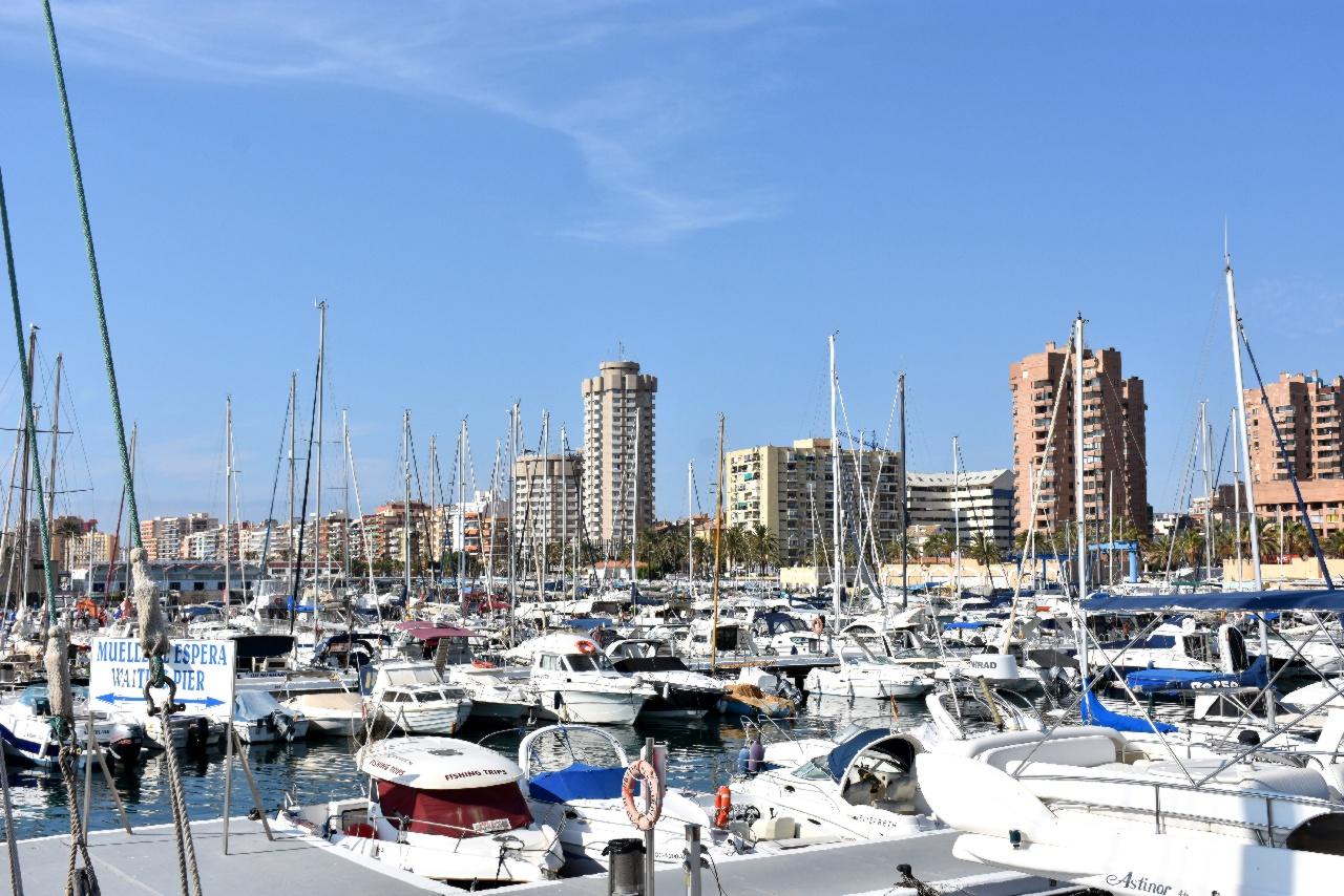 Los puertos de Marinas de Andalucía reanudan los servicios de varadero