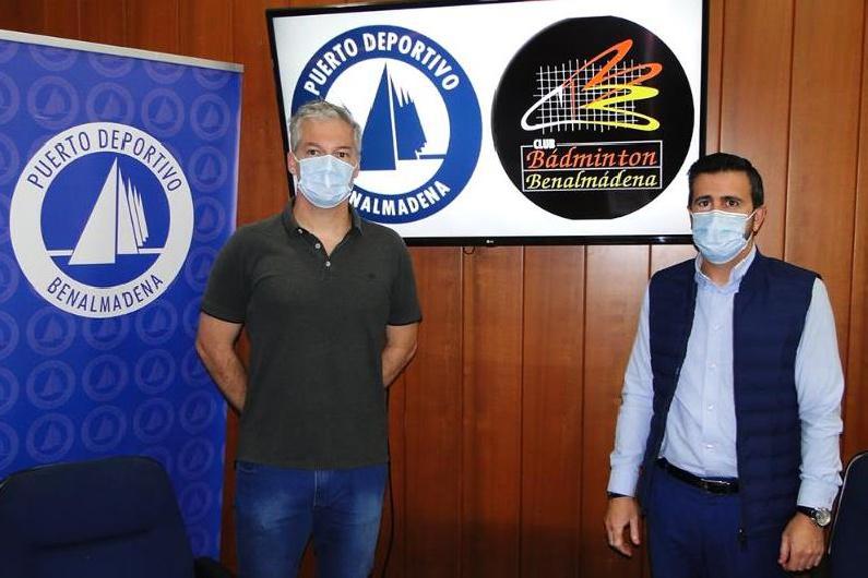 El Puerto Deportivo de Benalmádena patrocinará el Open de España de Bádminton Sub-17